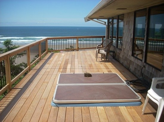 Cannon Beach House Rentals With Hot Tub