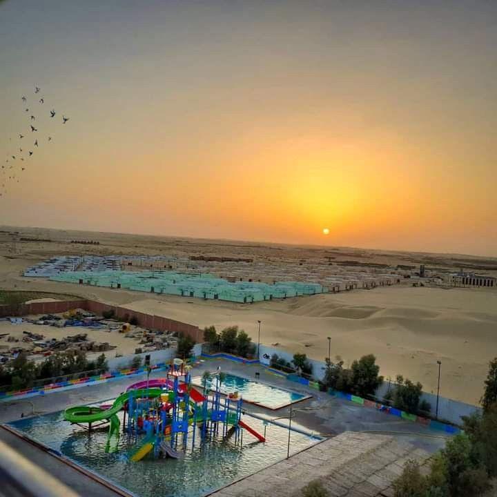 وادي سوف الجزائر Ouedsouf Algeria Celestial Outdoor Sunset