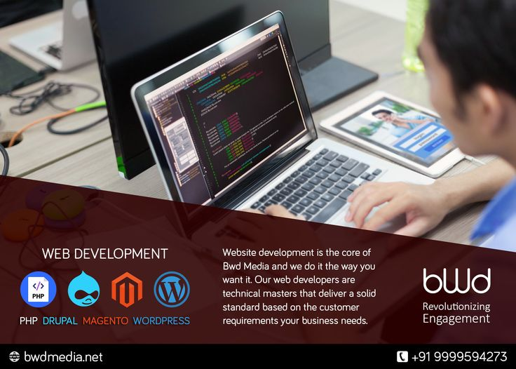 #Websitedevelopment is the core of Bwd Media and we do it the way you want it. Our web developers are technical masters that deliver a solid standard based on the customer requirements your business needs. #bwdmedia