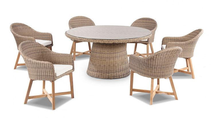 Best 25+ Wicker Dining Chairs Ideas On Pinterest