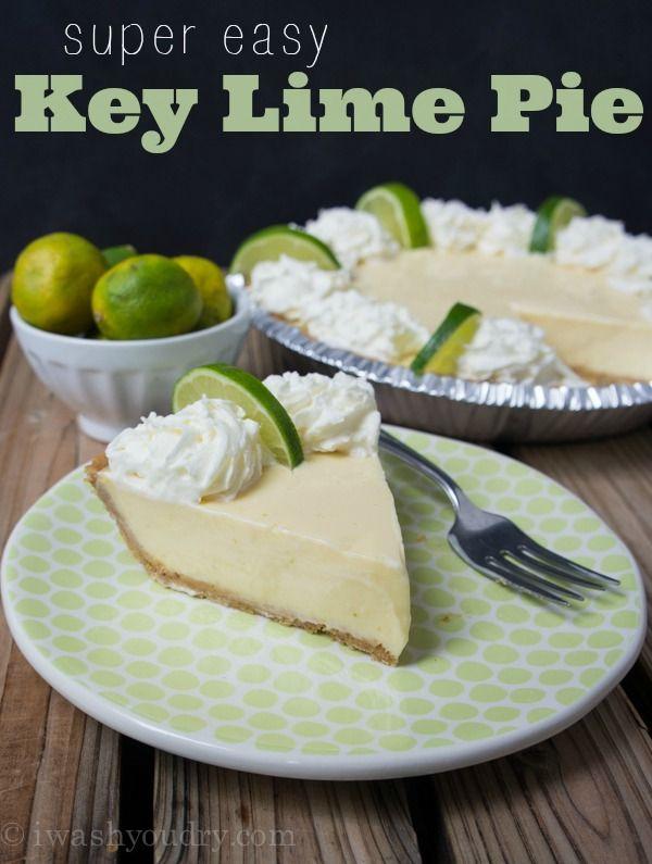 Ultra Silky Key Lime Pie Recipe