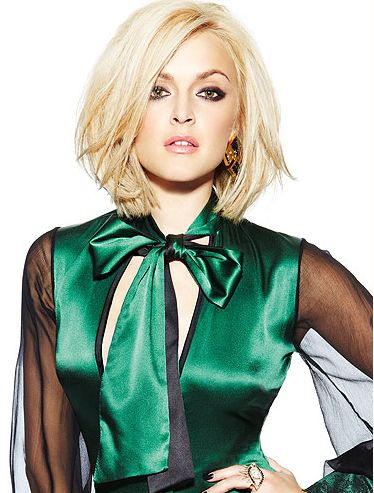 Fearne Cotton - make-up by Justine Jenkins