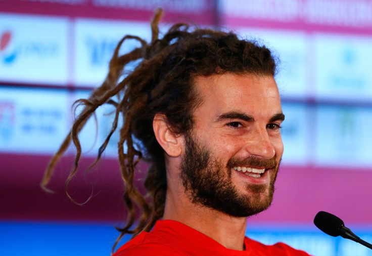 Kyle Beckerman Photos: USA Training Session