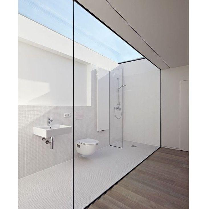 Minimalist Bathroom Images: 77 Best Minimalist Bathrooms Images On Pinterest