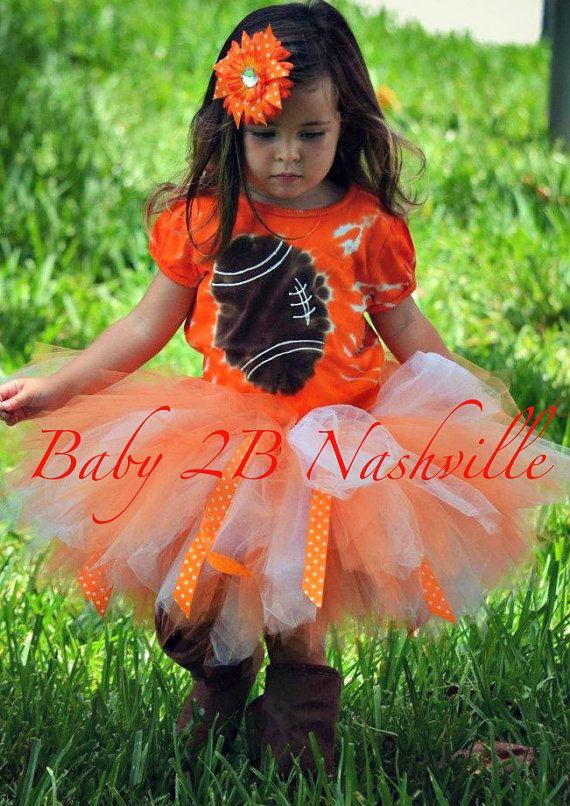 UT Vols Ribbon Tutu Baby to 2T by Baby2BNashville on Etsy, $34.00