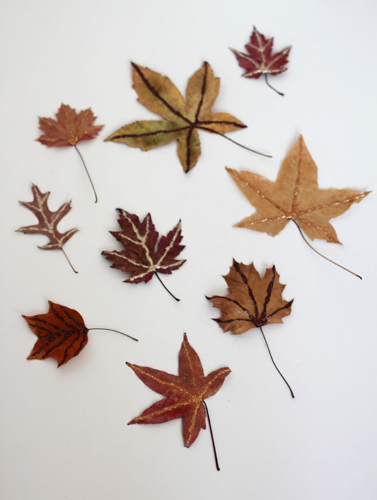 136 best fall crafts for adults images on pinterest diy for Leaf crafts for adults