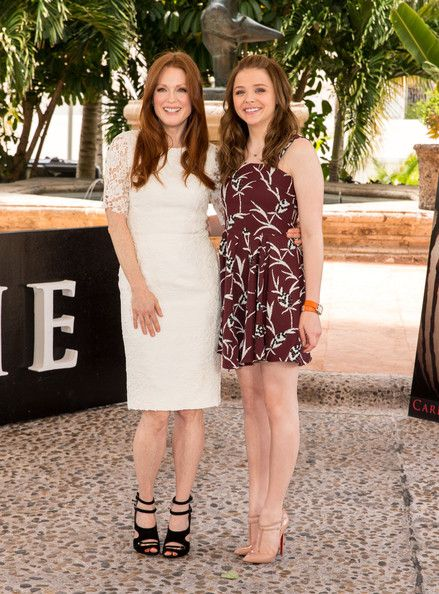 Chloe Grace Moretz - 'Carrie' Cast Promotes the New Horror Flick in Mexico