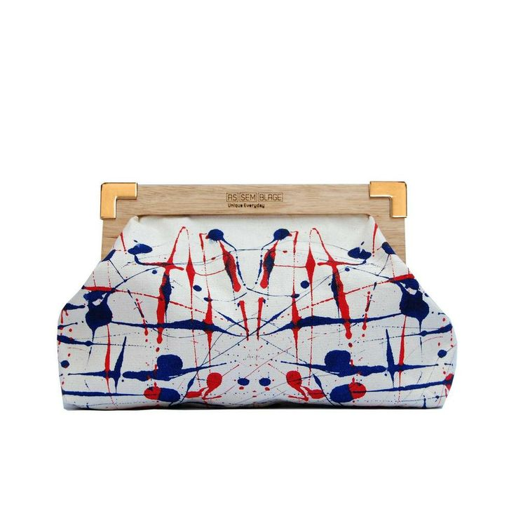 ekzyle.com - Colorful Wooden Clutch, $245.00 (http://www.ekzyle.com/colorful-wooden-clutch/)