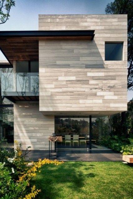 Guanabanos House by Taller Héctor Barroso via contemporist