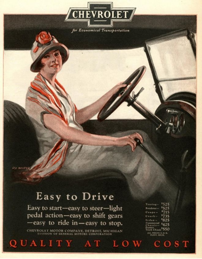 1920s women driving  | More on the myLusciousLife blog: www.mylusciouslife.com