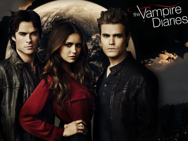 The vampire diaries. What about you