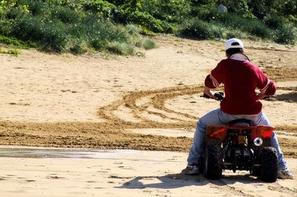 Pennsylvania Laws for Driving ATVs on the Road