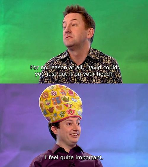 WILTY - David Mitchell and Lee Mack