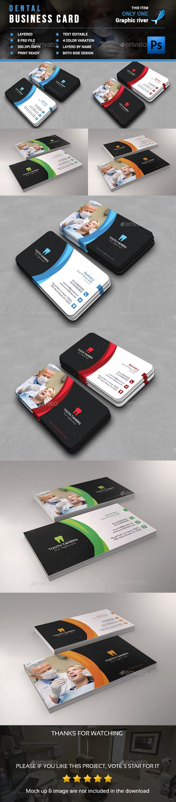 16 Best Business Card Graphic River Images On Pinterest Business