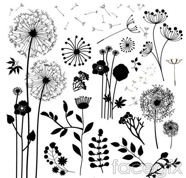 стилизованные цветы: 19 тыс изображений найдено в Яндекс.Картинках