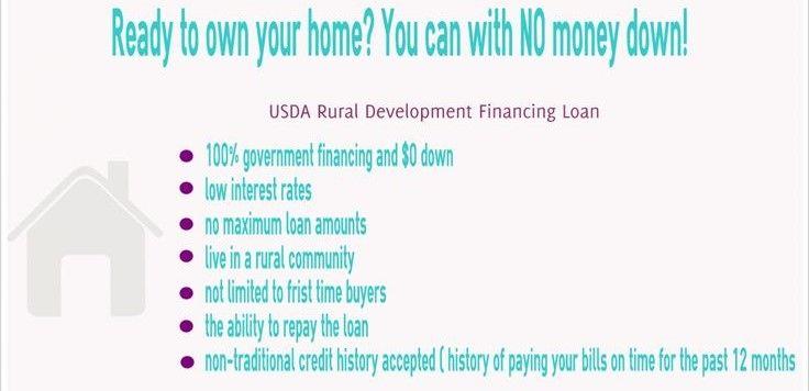 Kentucky Rural Housing Usda Loans Usda Loan Finance Loans Reverse Mortgage