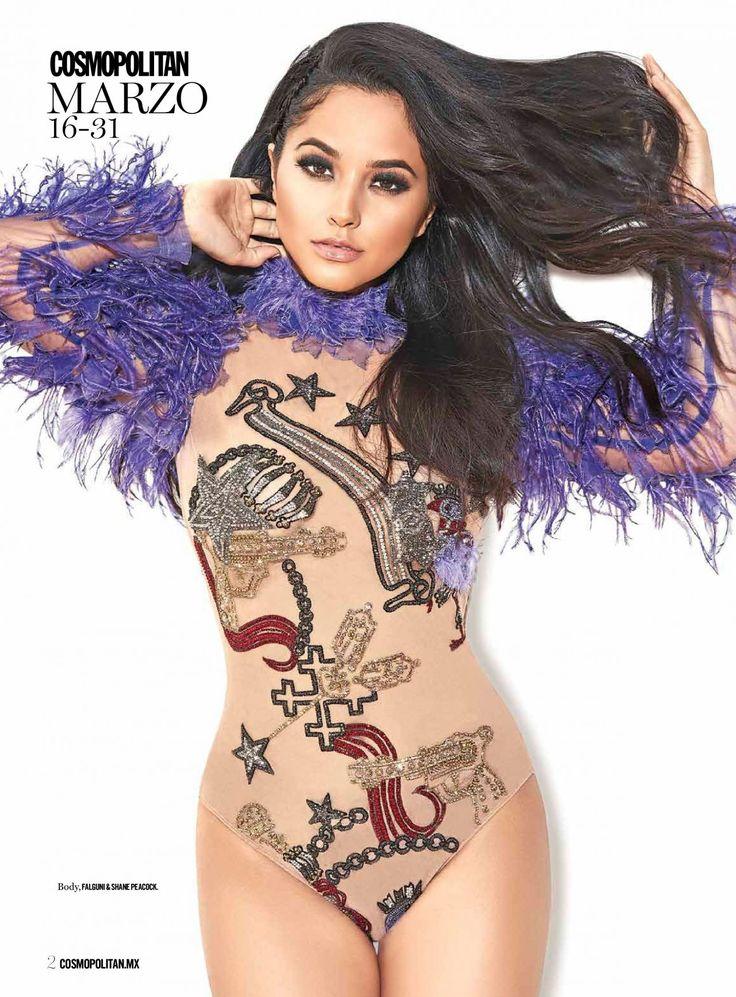 celebstills:    Becky G  #BeckyG Cosmopolitan Magazine Mexico March 2017 Issue http://ift.tt/2pph8DI  reblogged with tintum.