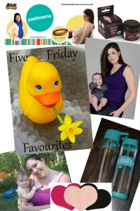 Five Friday Favourites: Nursing Accessories - The winner of the Momzelle giveaway is announced along with five favourite nursing accessories to help make a breastfeeding mama's journey easier.