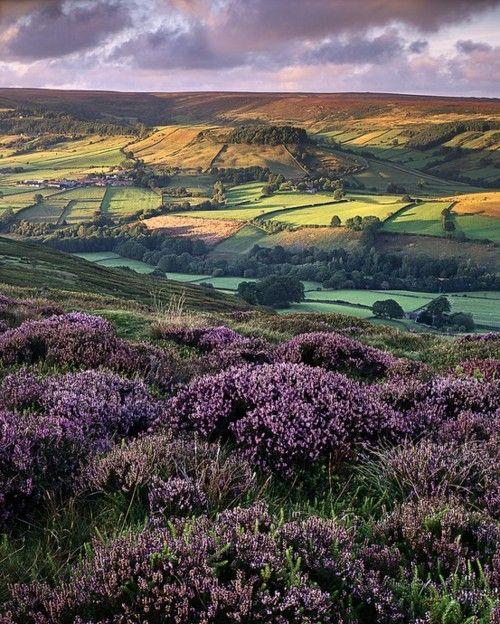 Rosedale, North Yorkshire, England