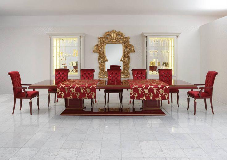 Barocke Möbel sehen immer edel aus, fallen sofort ins Auge und sind ein Zeichen von Stilgefühl. Und auch unsere Experten haben das eine oder andere Möbelstück, dessen Design vom Barock inspiriert ist.