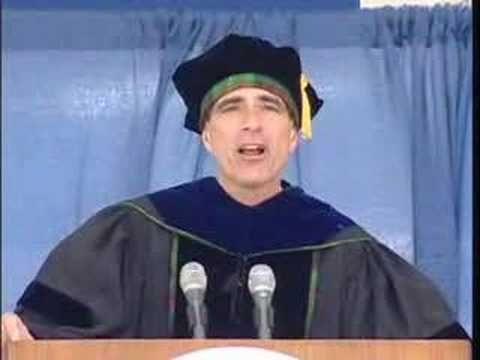 Final Writing Assignment: Graduation Speech