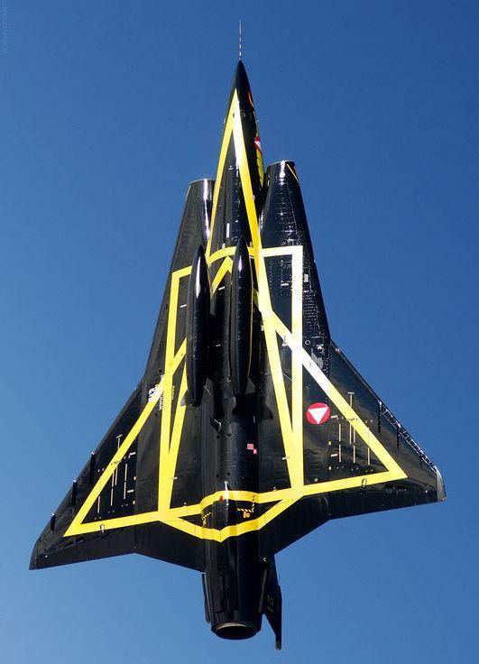 SAAB Drakken35 (double-delta) Interceptor.#JORGENCA