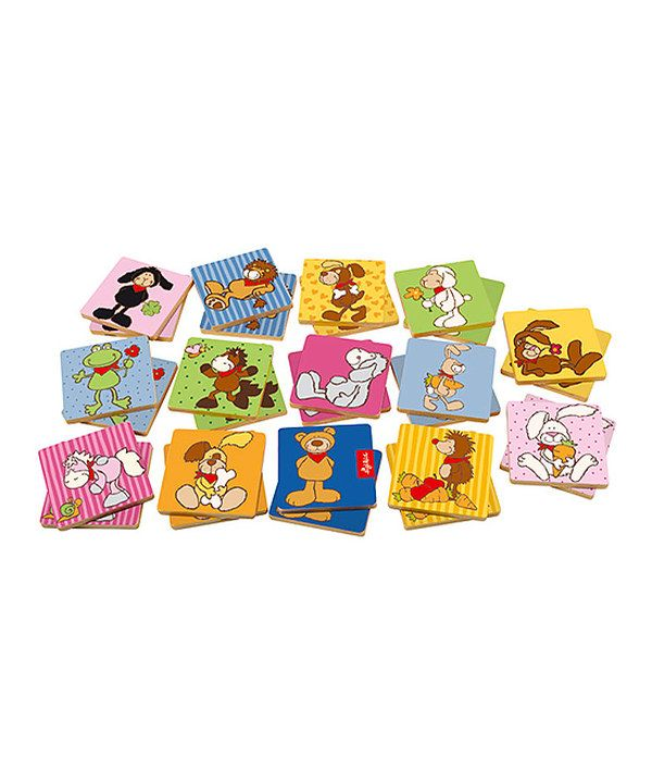 Look at this Sweety Twins Memory Game on #zulily today!