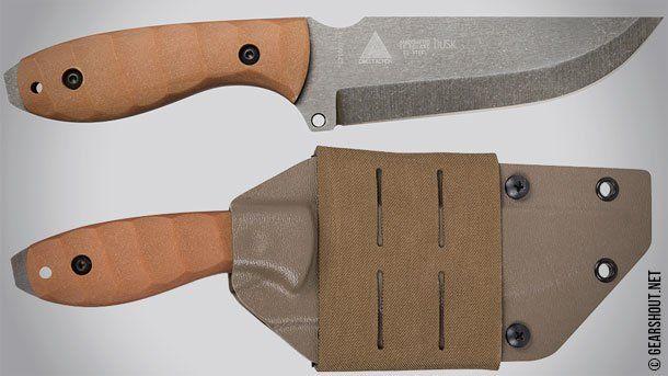 Direct Action выпустила свою первую коллекцию военно-тактических утилитарных ножей