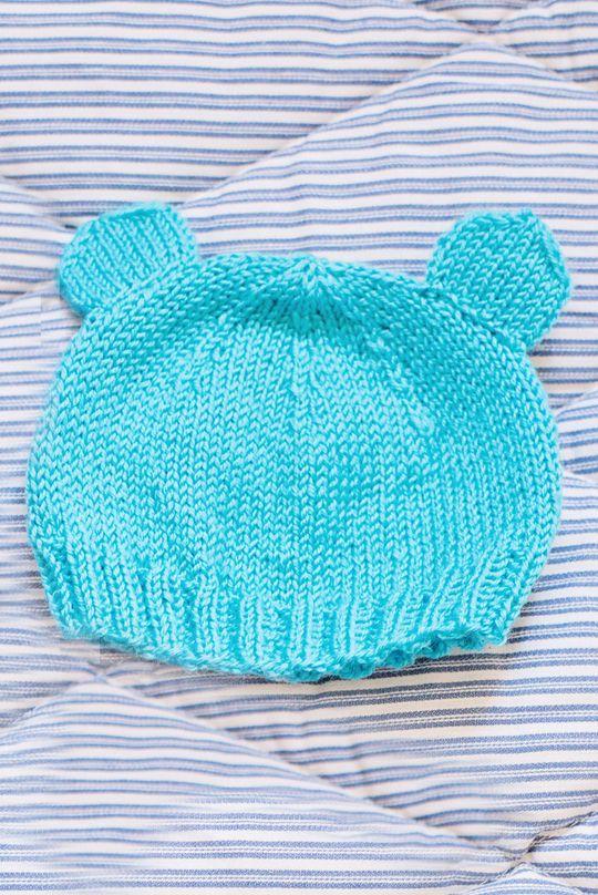 Vauvan neulepipo 6 kk Novita Wool | Novita knits