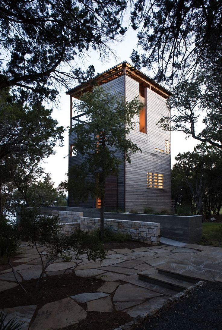 Tower House - Austin, TX by Andersson-Wise