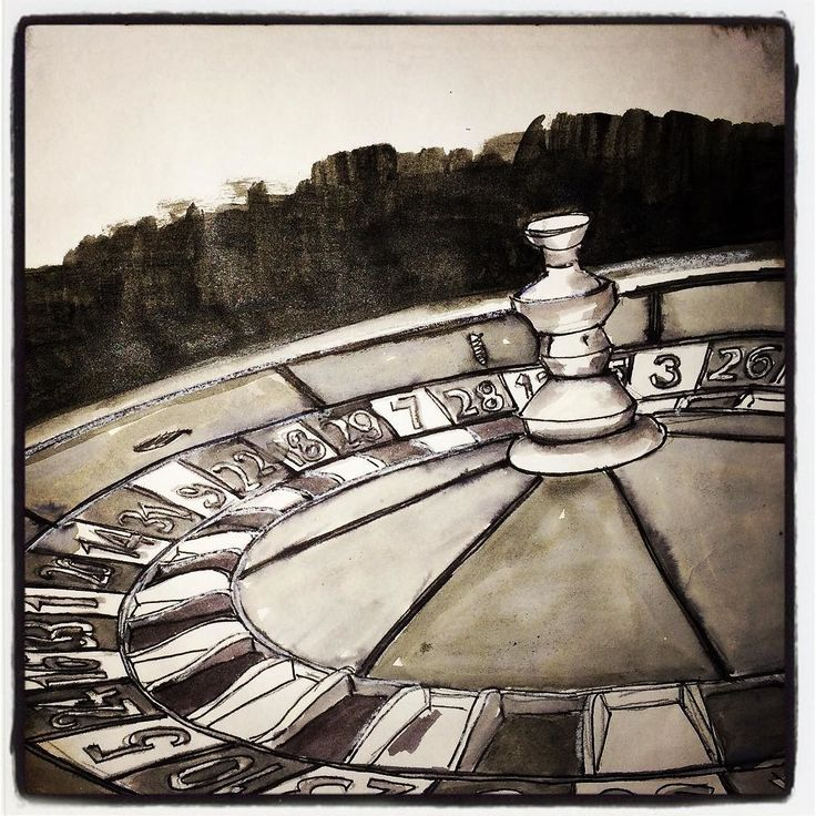 "day 425 ""can you love who i am not what i do for you?"" #100days #healing #recovery #growth #gamble #roulette #roulettewheel #pickanumber #art #artist #drawing #sketch #penandink #penandinkdrawing #penandinkart #penandinksketch #100daysproject #100daysprojectnz #100daysproject2016"