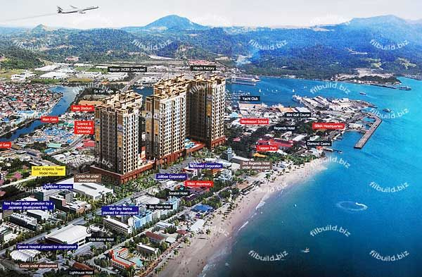 Subic Bay Olongapo City Philippines | ... TOWER which will change Subic - The Subic Project has already begun