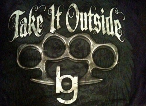 Take it outside - Brantley Gilbert <3