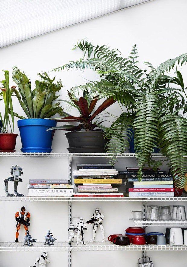 Arquiteto cria a experiência do home office feliz - Adoro Home Office