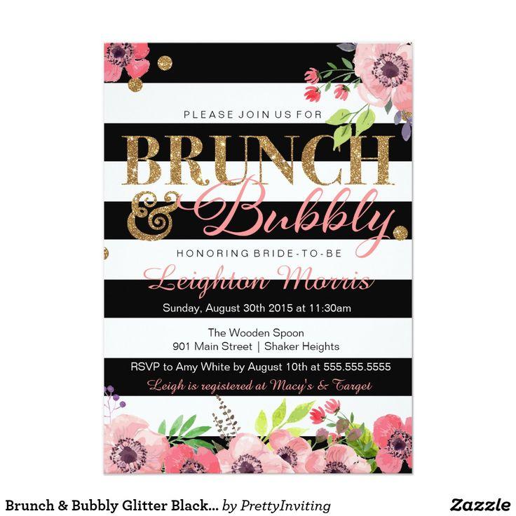 13 besten Bridal Shower Invitations Bilder auf Pinterest ...