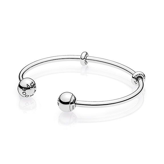 charm silicone pour bracelet pandora