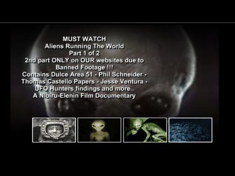 MUST WATCH Aliens Running Earth FULL Documentary Part 1 Dulce Base Insights