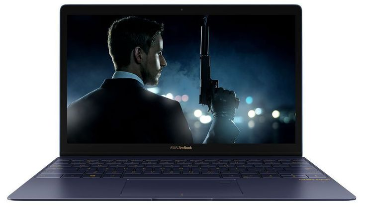ZenBook 3 is Thinner and Lighter than Apple Macbook, says Asus
