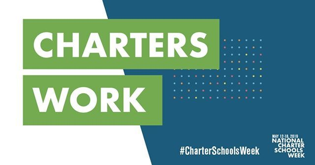 This Week Is National Charter Schools Week A Celebration Of Public Charter Schools Across The Country Join In The Celebrati School Week Charter School School