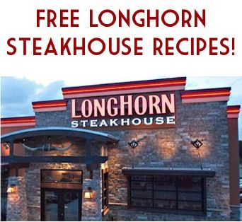 LongHorn Steakhouse: 12 Restaurant Recipes and Tips to try at home! #copycatrecipes #recipe