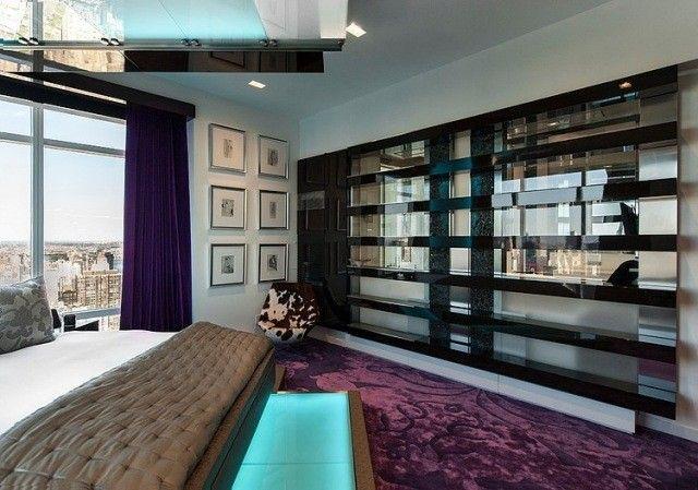 chambre-coucher-adulte-tapis-rideaux-pourpres-armoire
