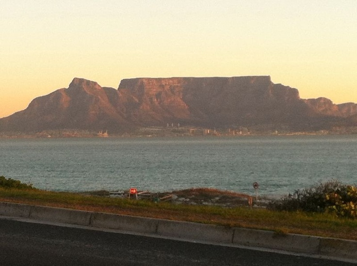 Table Mountain, Cape Town, ZA