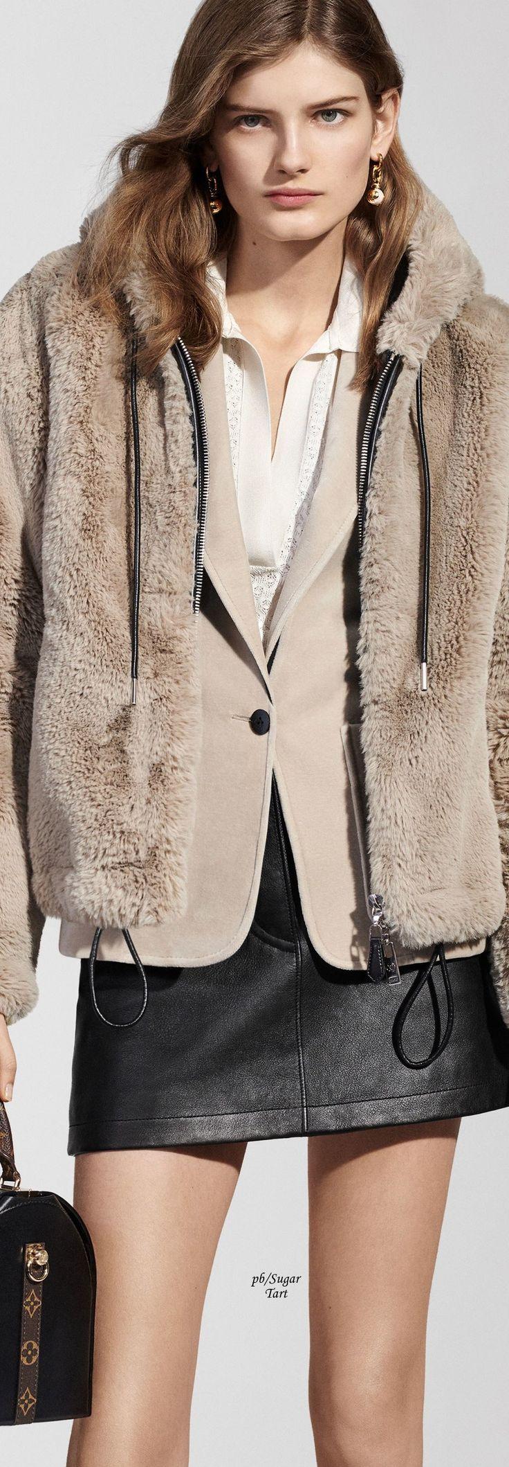 Louis Vuitton - Pre-Fall 2018