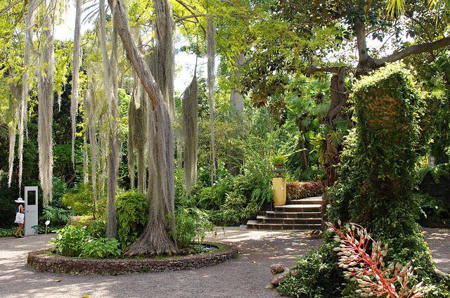 Entrance, Botanico Gardens, Puerto de la Cruz, Tenerife