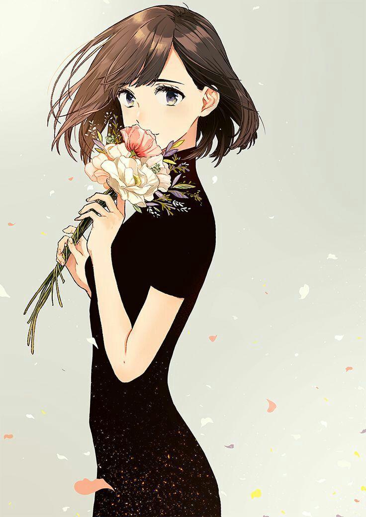 346 best girly illustration images on pinterest art - Best girly anime ...