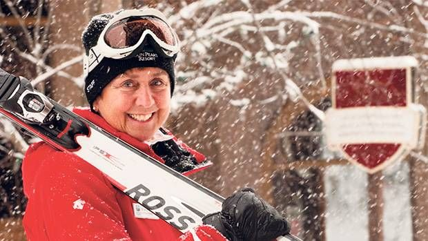 Nancy Greene-Raine, the Olympian who took the ski-racing world by storm and won the hearts of Canadians