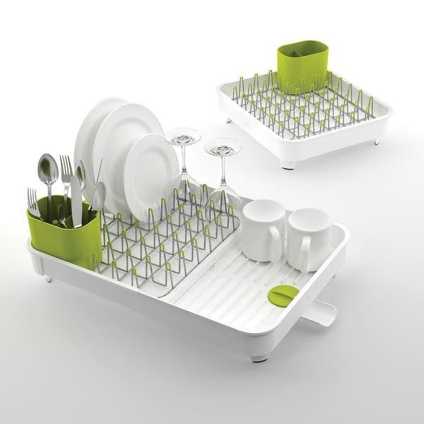 Joseph Joseph Extend Expandable Dish Drying Rack And Drainboard