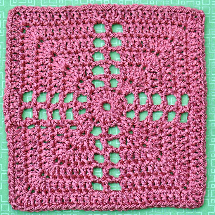 granny square crochet pattern | Granny Square Sunday #8 | A Conversation with Moo
