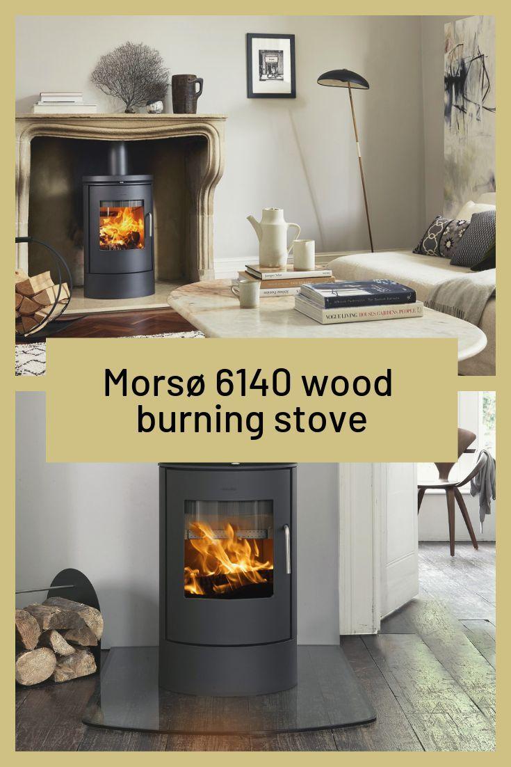 Morsø 6140 | Modern wood burning stoves, Wood burning stove, Scandinavian design