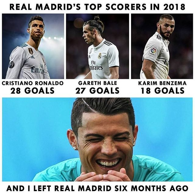 Real Madrid Funny Soccer Memes Soccer Memes Soccer Jokes